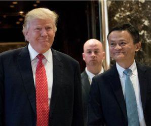 Trump, Ma discuss Alibaba creating jobs in US