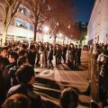 Chinese community holds protest in Paris against death of one Chinese national