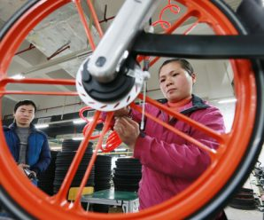 Chinese 'bike wars' to break out in UK