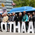 Push to deploy THAAD sparks protests