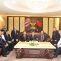 Department of Commerce of Heilongjiang Provincial come to visit TCPPRC