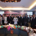 FOREIGN (OVERSEAS CHINESE) AFFAIRS OFFICE OF THE GOVERNMENT OF HEILONGJIANG PROVINCE  COME TO VISIT TCPPRC