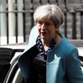 UK PM May says DUP talks continue but London fire a real focus