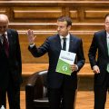 Macron promises to bring int'l draft agreement for environment to UN