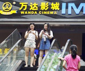 Wanda Film rolls again