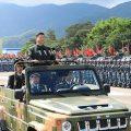 PLA garrison key to HK prosperity, Xi says