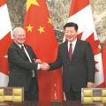 Xi: China, Canada must enlarge trade