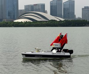 Robotic rescue boat to replace lifeguards