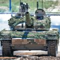 New land-based export weapons show off