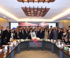 The vice-mayor of Chaozhou Municipal People 's Government come to vist TCPPRC