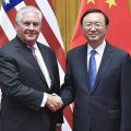 President Xi meets US secretary of state