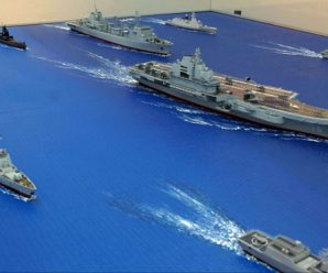 Naval history exhibition opens in Dalian