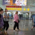 Indonesia reopens Bali airport, downgrades flight alert level