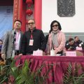 Dr. Wang Zhimin the President of TCPPRC, attended the 19th China Meizhou Mazu Culture and Tourism Festival