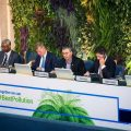 UN concludes environmental assembly with pledges to end pollution