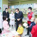Li says free trade zones should stimulate market