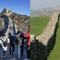 Hadrian's Wall and China's Great Wall build collaboration