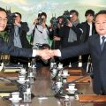 China 'happy' for high-level talks by DPRK and ROK