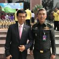 TCPPRC Donate bicycles and helmets to Thai Army、 schools and communities