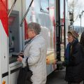 'Mobile banking' means a bank on a truck in rural Germany