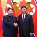 Xi-Kim meeting affirms China's role in peace initiative