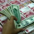 China sees lower forex deficit in first quarter