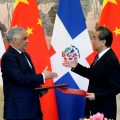 China and the Dominican Republic establish diplomatic relationship