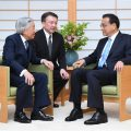 Li, Akihito expect bilateral exchanges to boost Sino-Japan ties