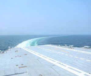 China-made aircraft carrier completes sea trial