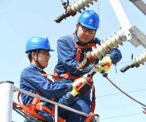 China's power consumption up 11.4% in May