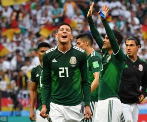 Mexico coach makes plan to beat Germany six months ago