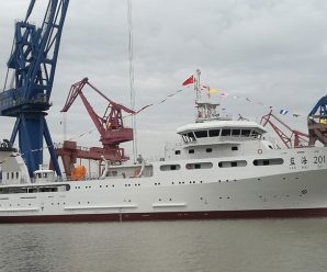 China building its largest marine fisheries research vessels