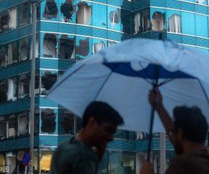 More than 200 citizens injured as typhoon Mangkhut slams Hong Kong