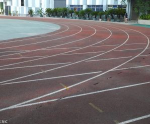 Parents: Outdated standard used to test track fumes