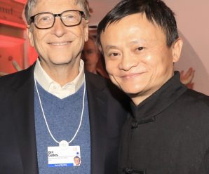 Gates sees productive future for Jack Ma's generosity